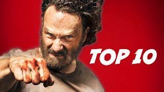 Walking Dead Season 5 Episode 1 - TOP 10 WTF Moments