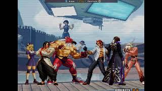 Fightcade 2 Kof 2003 Draser (Mexico) Vs Dare Estia (Mexico)