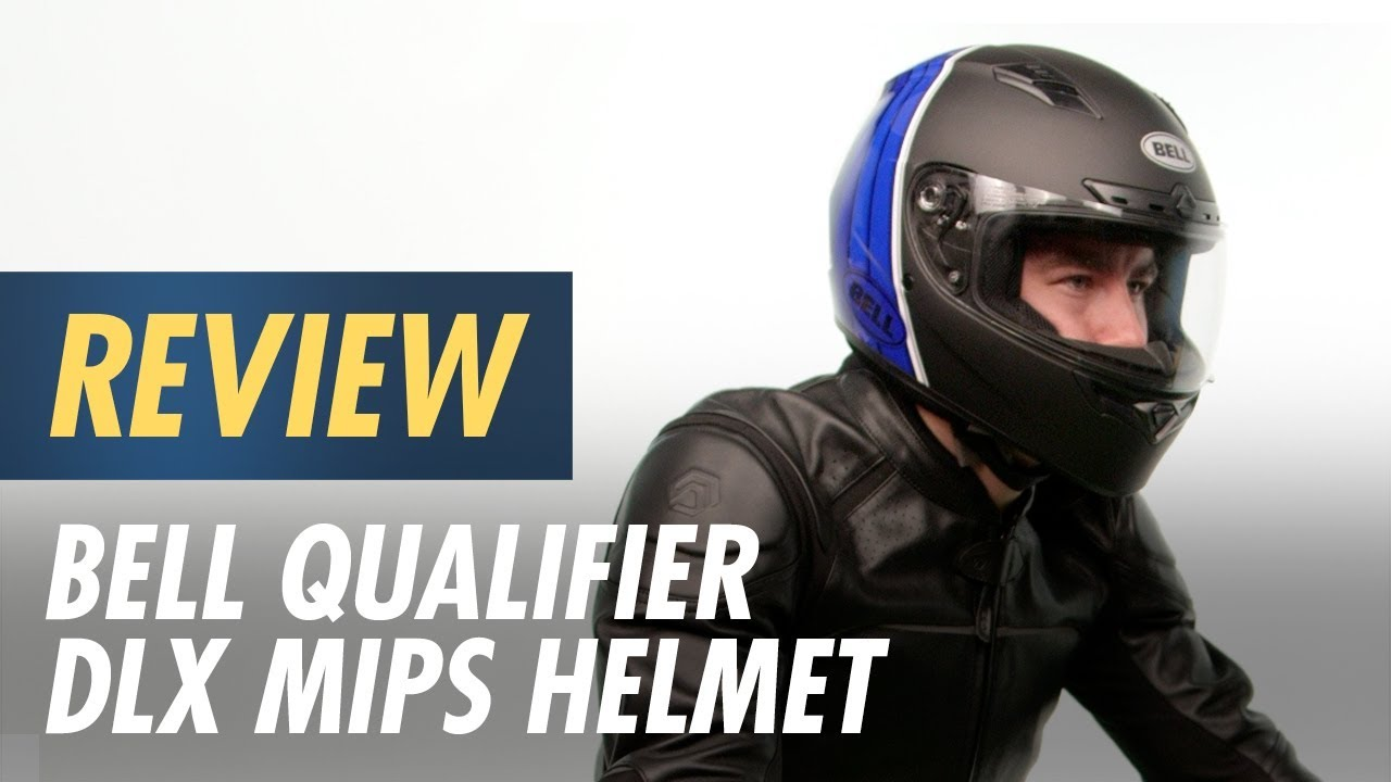 7a6d68ac Bell Qualifier DLX MIPS Helmet Review at CycleGear.com - YouTube