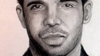 How to Draw Drake Step by Step (Portrait) Pencil Drawing