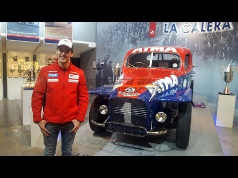 El Misil Rossi, el Intendente y el Museo Hermanos Emiliozzi