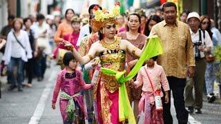 CULTURE BALI INDONESIA