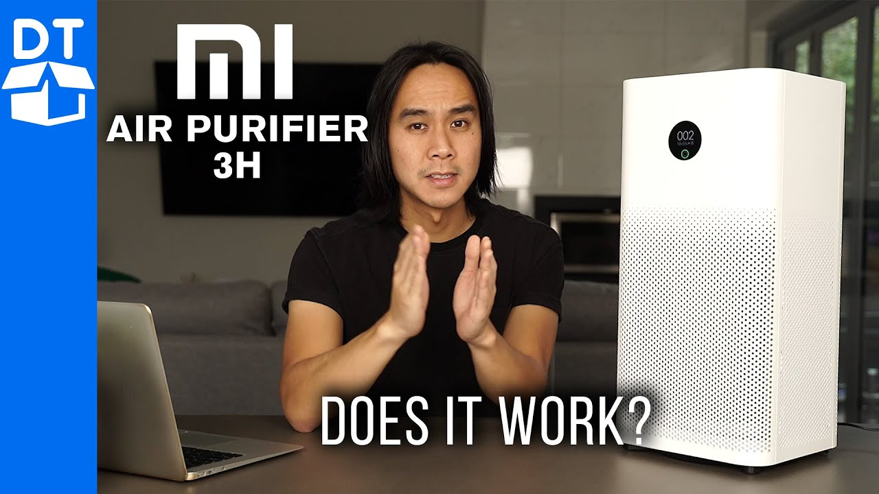 Xiaomi Mi Air Purifier 3h Review Impressions Youtube