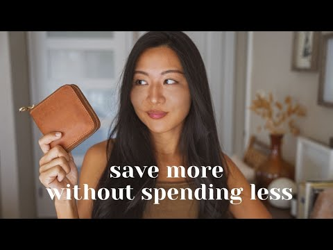 8 EASY Minimalist habits to start saving money 💰
