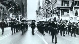 5th Army Band-Caissons Go Rolling Along (Chicago Radio Program ending)