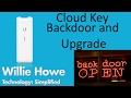 UniFi Cloud Key Backdoor & 0.6.0 Upgrade!