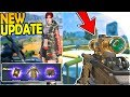 FIRST GAME in *NEW* FIRST PERSON MODE + SEASON 1 REWARDS - Rules of Survival NEW UPDATE Gameplay