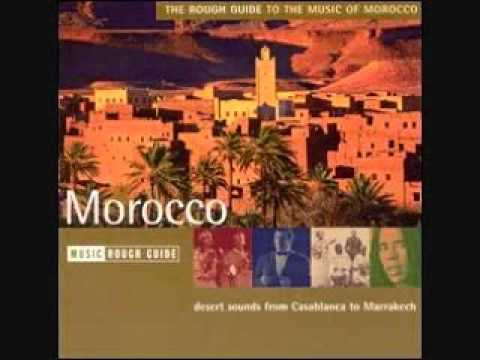 Nass Marakech - Zeye Mechel (Rough Guide To Music of Morocco) Gnawa