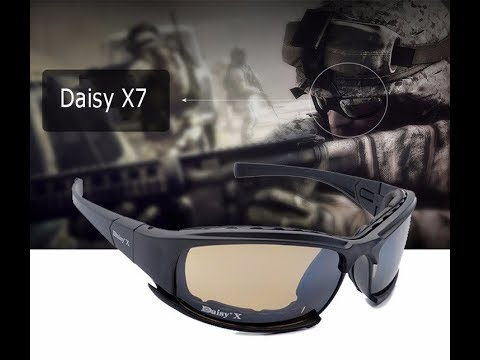 0a247238a2c Polarized Riding Sunglass Daisy X7 (Night Vision)