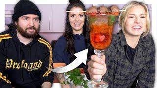 """3 """"romantische"""" Cocktails die Ballern!"""