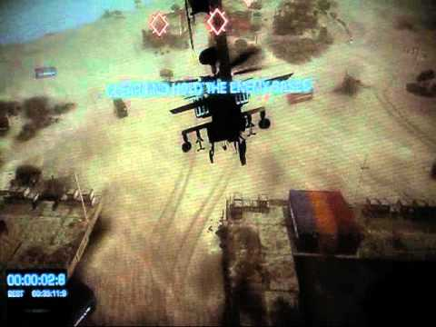 Battlefield Bad Company 2 I believe i can Fly