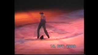 "Алексей Ягудин  ""Flamenco"" Звезды на льду 19.10.2006 Екатеринбург"