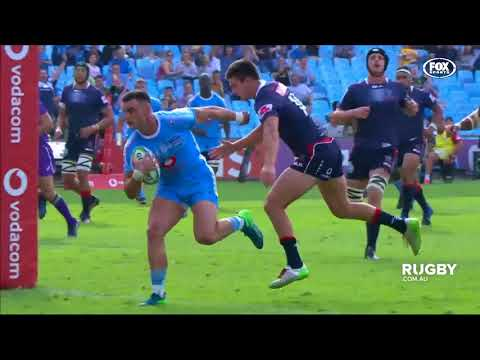 2018 Super Rugby Round 10: Bulls vs Rebels