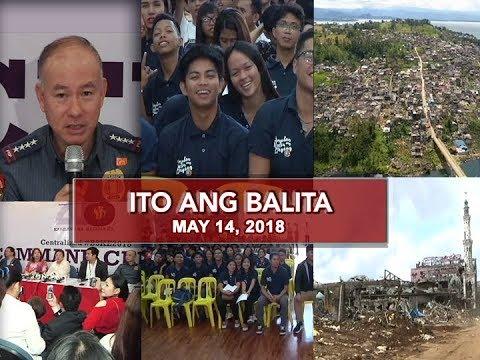 UNTV: Ito Ang Balita (May 14, 2018)