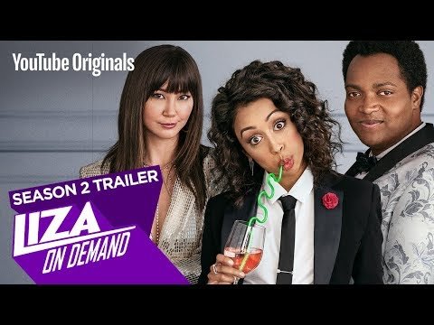 liza-on-demand-season-2-|-official-trailer-|-youtube-originals