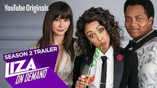 Liza On Demand Season 2 | Official Trailer | YouTube Originals