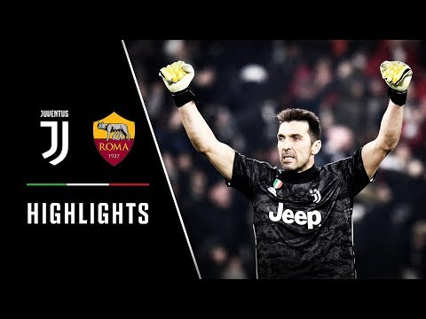 HIGHLIGHTS: Juventus Vs Roma - 3-1 - Semi-final State Of Mind!