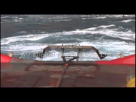 Anchor Handling Operations Trailer for 30 minute DVD