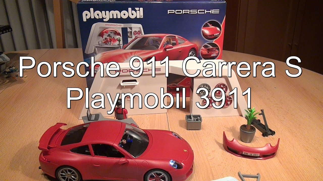 april april test playmobil porsche 911 carrera s set. Black Bedroom Furniture Sets. Home Design Ideas