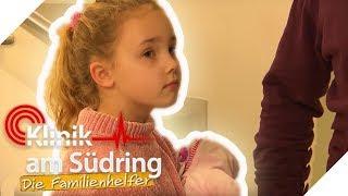Süchtig nach Puppe? Wieso spielt Mina (7) seit 3 Wochen nur noch damit? | Die Familienhelfer | SAT.1