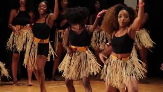UNCG African Night '16 | Traditional Dance by MK dancers