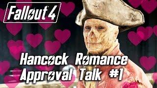 Fallout 4 - Hancock Romance - Approval Talk 1