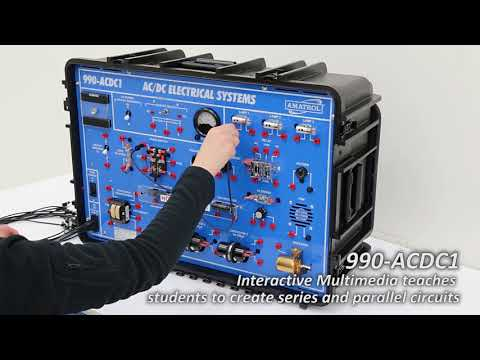 Portable Electric Learning System -- AC/DC