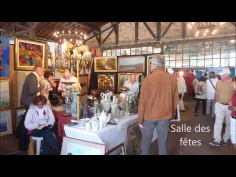 SALON BROCANTE VINTAGE ANTIQUITES A ARCANGUES LES 27-28 MAI