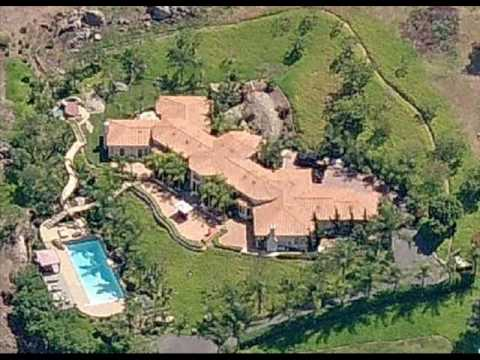Celebrity Homes Bill Goldberg JJ Redick