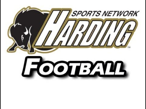 2017 Harding Football Postgame Press Conference after the Semifinal Game at Texas A&M-Commerce