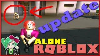 Zombies! Updates! spannung! Oh, mein! ROBLOX Allein Pt2 SallyGreenGamer Geegee92 familienfreundlich