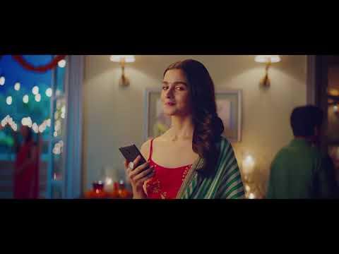 Alia Bhatt Ad Nokia - TVC