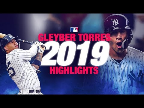 Gleyber Torres 2019 Highlights - The New NY Yankees Star