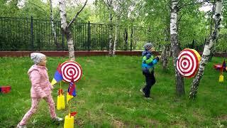 Какая дополнительная активность при заказе SNAG golf снаг гольф будет для детей? | 2025golf