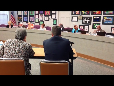 HCDE Board Work Session and regular meeting 6/15/17.