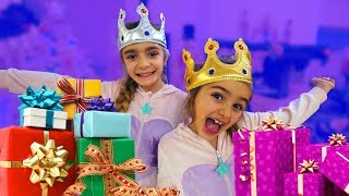 Regalo de Reyes de Gisele y Claudia LAS RATITAS