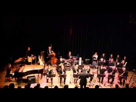 Stravinsky - Ebony Concerto by Ebony Ensemble