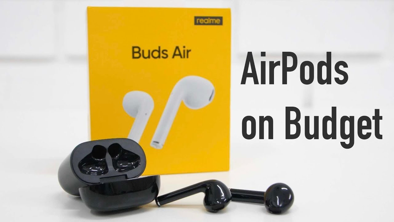 Realme Buds Air Quick Review The Airpods For Android Phones Youtube