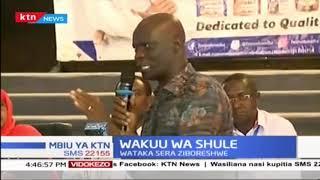 Wakuu wa shule za upili wadhihirisha umihimu wa kuboreshwa kwa sera zitakazoimaerisha elimu ya shule