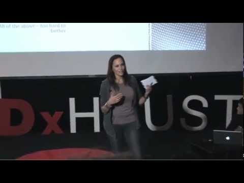 So You Want to be an Innovator...: Melissa Mowbray-d'Arbela at TEDxHKUST