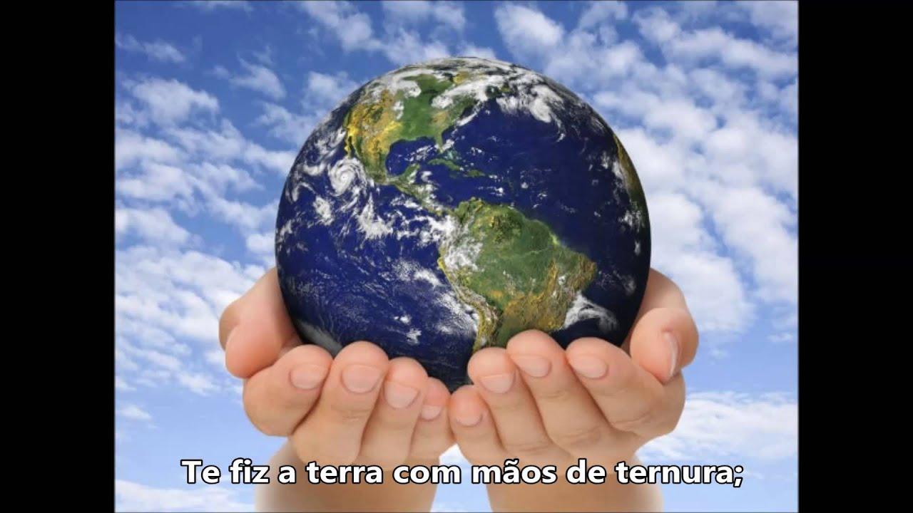 Hino Oficial Da Cf 2016 Casa Comum Youtube