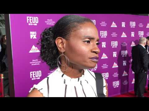 Adina Porter dishes 'American Horror Story: Roanoke' and a 'True Blood' reunion