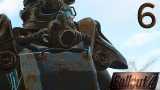 Fallout 4 прохождение на геймпаде часть 6 Починились, вооружились и снова в бой!