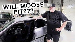 E36 BMW M3 Seat & Steering Wheel Upgrades