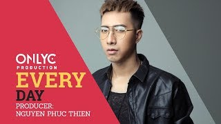 Download EVERYDAY | ONLYC x NGUYỄN PHÚC THIỆN | OFFICIAL MV LYRICS MP3 song and Music Video