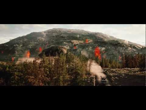2012 - Yellowstone explodes [HD]