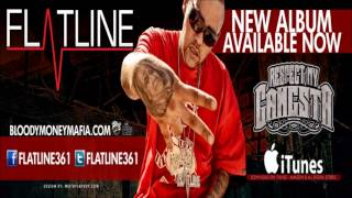 Flatline - Rollin On Chopperz (Feat. Lil Bing & Lucky Luciano ) 2012