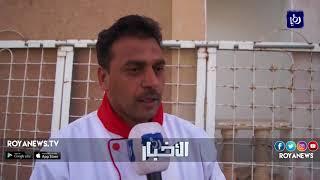تصدعات في سكن العاملين بمستشفى الملكة رانيا في لواء البترا - (16-2-2018)