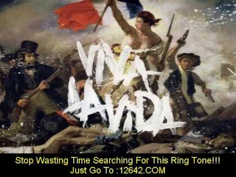 Viva La Vida - Lyrics Included - ringtone download - MP3- song