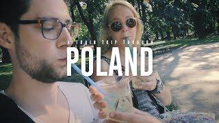 A Train Trip Through Poland Visiting Warsaw Krakow And Wroclaw Travel Vlog